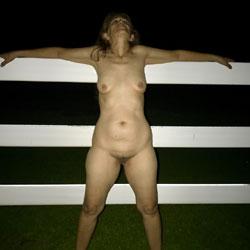 Margarita Drank Margaritas  - Nude Amateurs, Outdoors