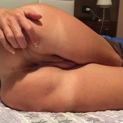 A neighbor's ass - Lucía