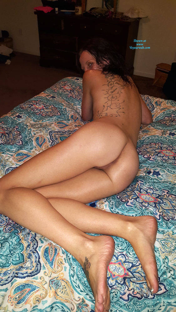 Pic #10 What You Asked For! - Nude Girls, Brunette, Shaved, Amateur, Tattoos