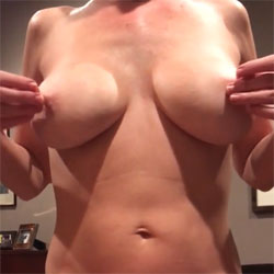 Nipple Play - Big Tits, Amateur, Hard Nipples