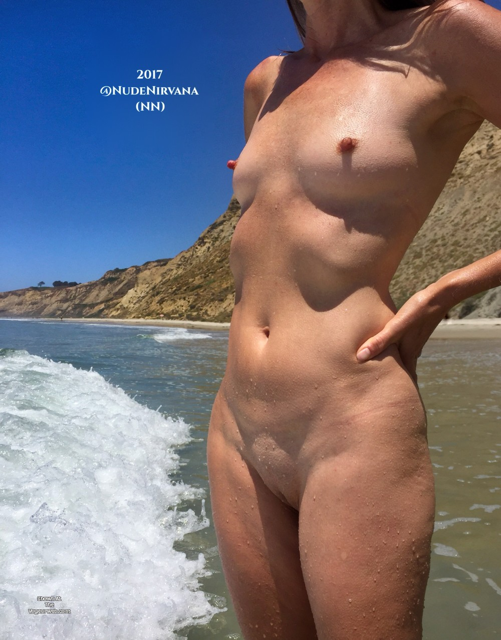 Pic #9 Nirvana Surf - Nude Amateurs, Outdoors, Small Tits, Firm Ass