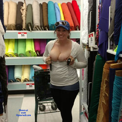 Even More Katie - Big Tits, Public Exhibitionist, Flashing, Public Place