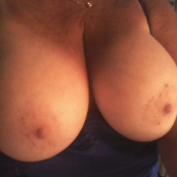 My large tits - Myself