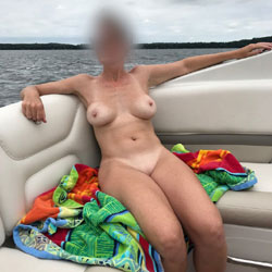 Boat Trip - Nude Girls, Big Tits, Outdoors, Amateur