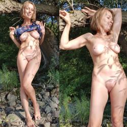 My large tits - Kristine