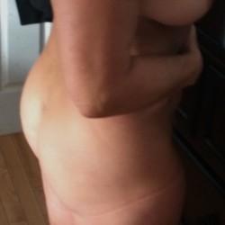 My ass - Spanish lady