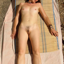 Summer Set - Nude Girls, Outdoors, Small Tits, Bush Or Hairy, Amateur
