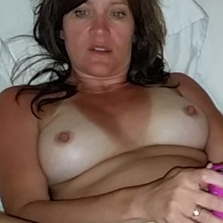 Medium tits of my wife - Always Hard