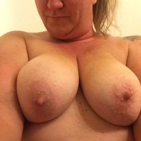 Large tits of my girlfriend - Kimberly