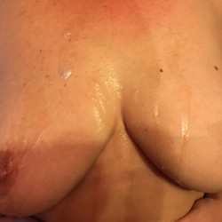 Large tits of my girlfriend - Naughty Girl Friend