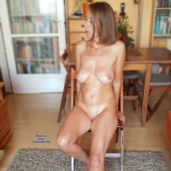 Hot Afternoon - Nude Wives, Big Tits, Brunette, Amateur