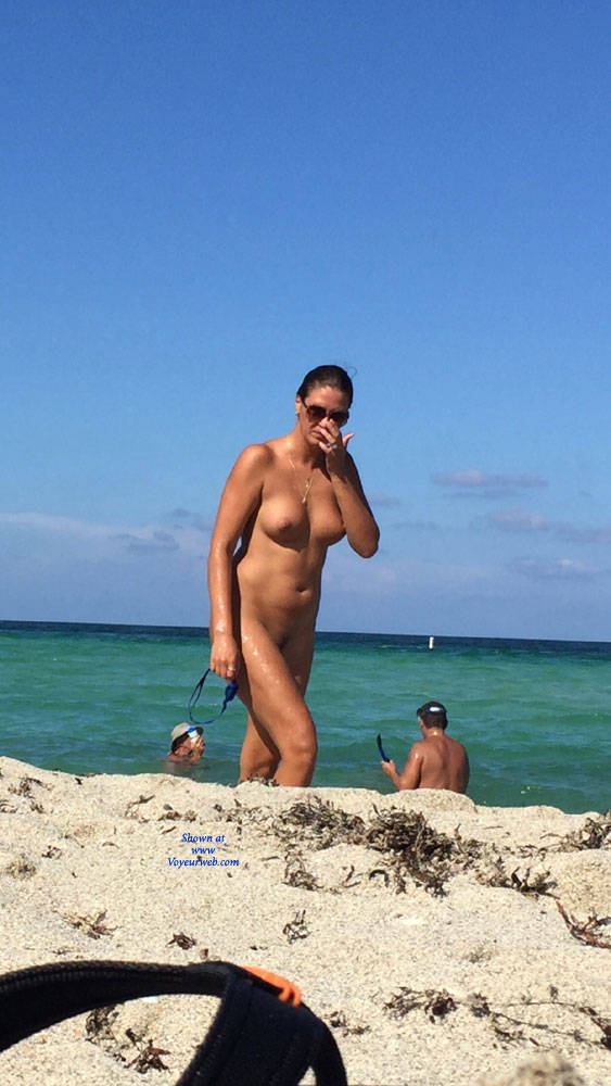 Nudist beach Voyeur