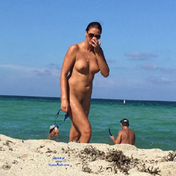 Finest Nude Girls On Miami Beach Photos