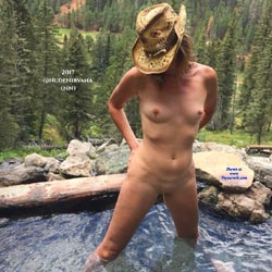 Nirvana Hot Springs - Nude Girls, Outdoors, Shaved, Nature, Amateur