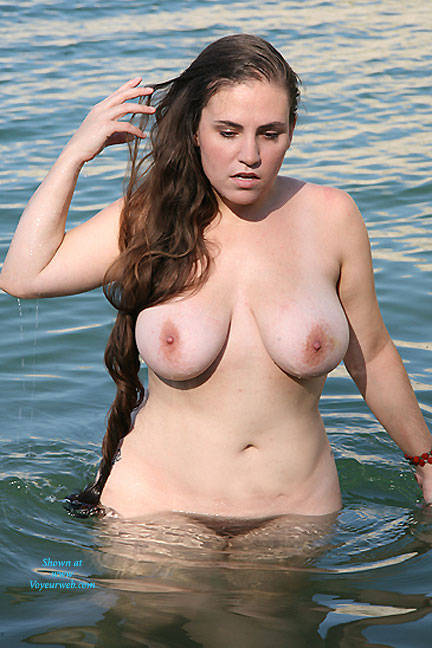 Hairy naked women on a lake sorry