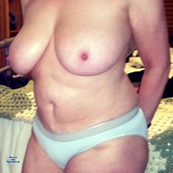Probably Getting Close To The End Of Fun Run - Big Tits, Amateur