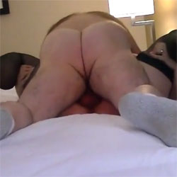 Wife Getting Fucked By An Older Guy - Wives In Lingerie, Penetration Or Hardcore, Pussy Fucking