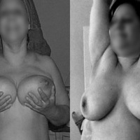 Very large tits of my wife - NYC Wife