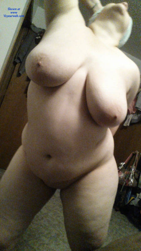 Otngagged bbw blonde young