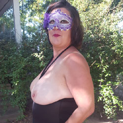 Shnookums - Big Tits, Brunette, Outdoors, Wife/Wives