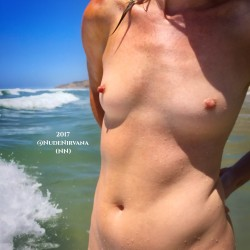 Very small tits of my wife - Nude Nirvana NN