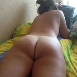 Horny Anniversary Trip - Nude Wives, Brunette