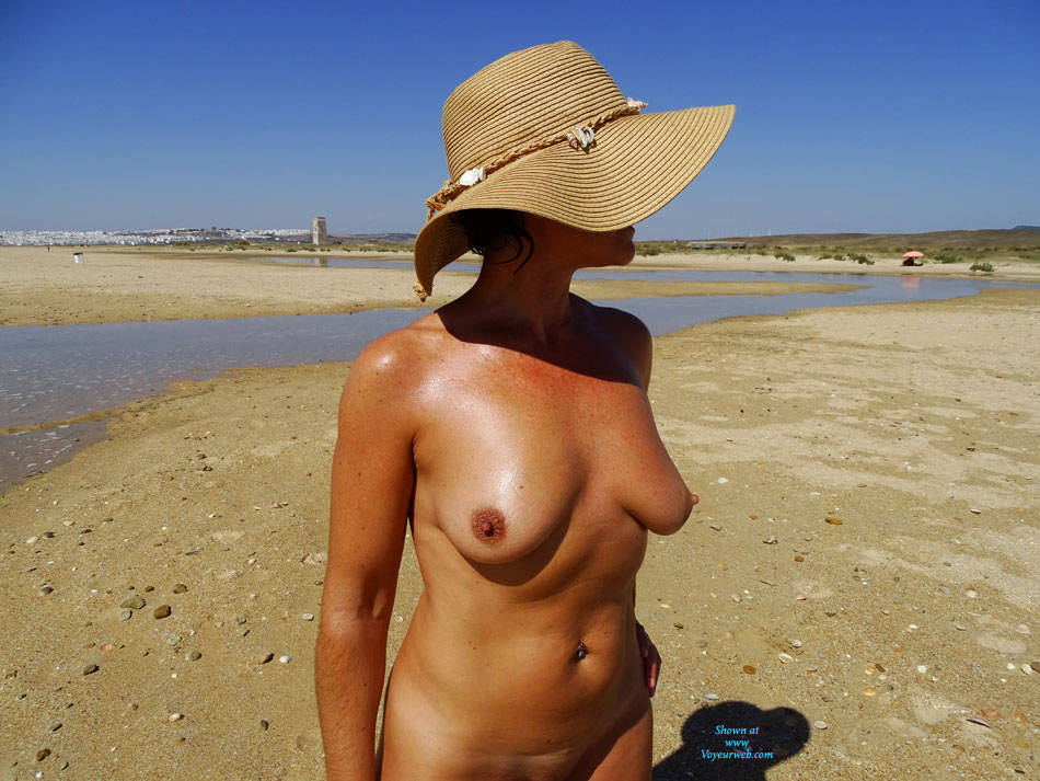 Pic #1 Semi-Nudist Beach - Nude Amateurs, Beach, Big Tits, Outdoors, Firm Ass