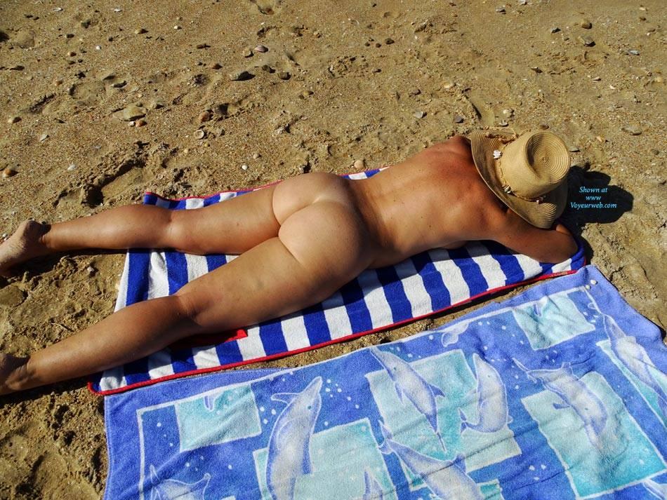 Pic #8 Semi-Nudist Beach - Nude Amateurs, Beach, Big Tits, Outdoors, Firm Ass