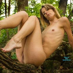 Fun Outside - Nude Amateurs, Outdoors, Small Tits, Nature, Amateur