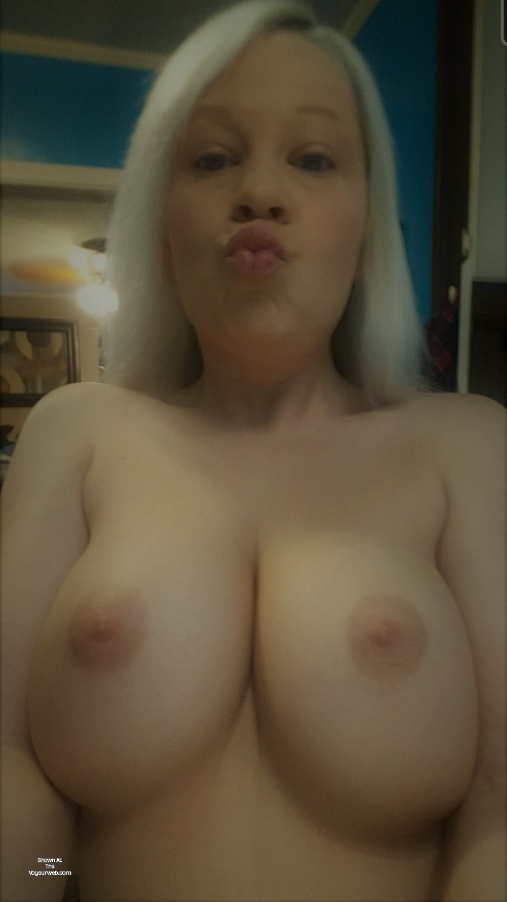 Pic #1 My large tits - hotwife39744