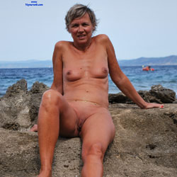 On The Beach - Nude Amateurs, Beach, Outdoors, Shaved