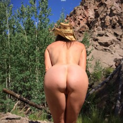 My wife's ass - Nude Nirvana NN