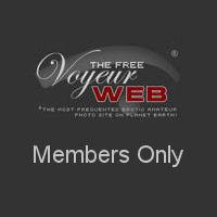 Medium tits of my wife - Linda