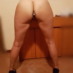 My wife's ass - Viola