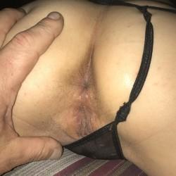My girlfriend's ass - beeee