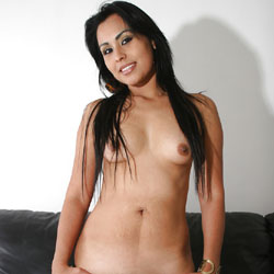 Mexican MILF In The Couch - Nude Wives, Brunette