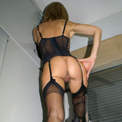 Office Fun - Lingerie, Amateur