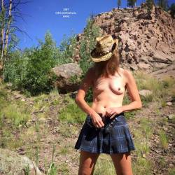 Pic #4 Nirvana Climbing - Nude Girls, Outdoors, Shaved, Nature, Amateur