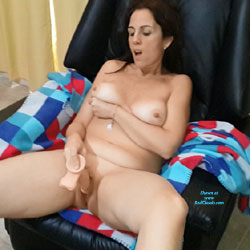 Puta - Nude Wives, Big Tits, Brunette, Toys, Amateur