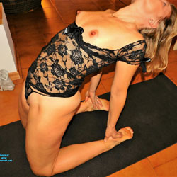 Erotic Yoga, Fall Semester - Lingerie, Amateur