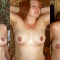 Medium tits of a neighbor - ChubbyMILF