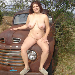 Ricks Farm Again - Nude Girls, Big Tits, Outdoors, Amateur