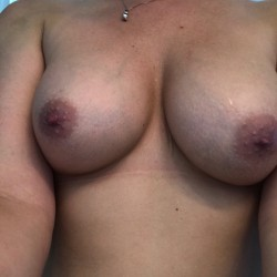 Large tits of my wife - sexycpl3539