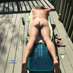 Lucky37  - Big Tits, Outdoors, Amateur