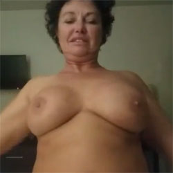Dancing On My Pelvis - Big Tits, Brunette, Amateur
