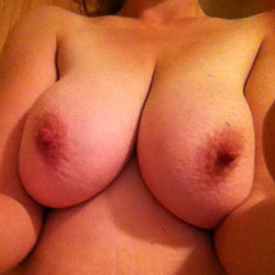 Some New Flashes - Big Tits, Amateur