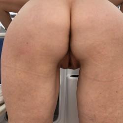 My ass - Ginagirl