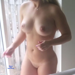 Opening The Blinds  - Nude Girls, Big Tits, Amateur