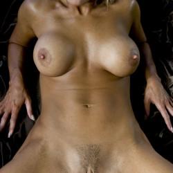 Medium tits of a co-worker - Anna M