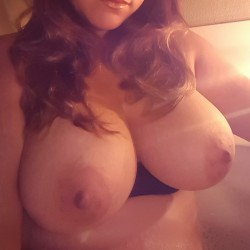 Large tits of my wife - --C--
